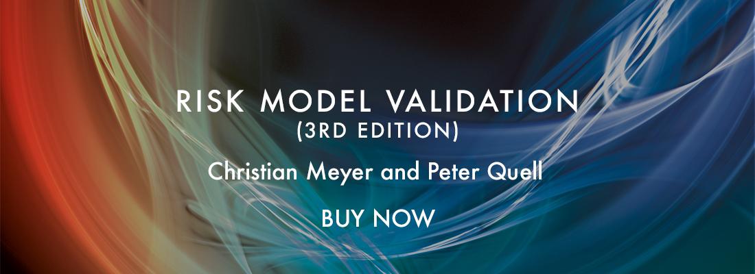 Risk Model Validation 3rd edition