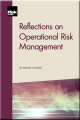 Reflections on Operational Risk Management