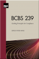 BCBS 239: Guiding Principles for Compliance