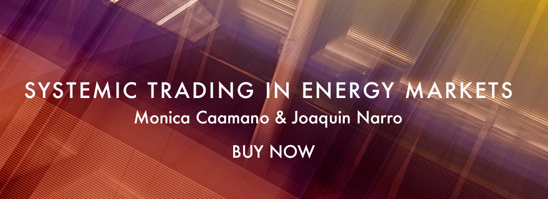 Systematic trading in energy markets